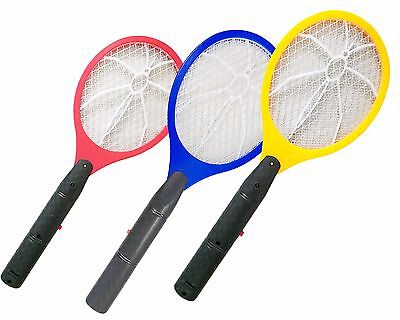 New Electric Fly Insect Swatter Swat Bug Mosquito Wasp Zapper Killer Electronic • 6.75£