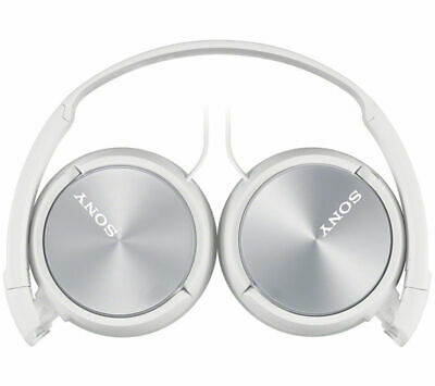 SONY MDR-ZX310APW.CE7 Headphones - White - Currys • 12.99£