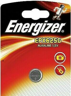 £5.31 • Buy Battery 625 G Energizer Px 625 A LR9 EPX6250 Battery Alkaline 625A Italy