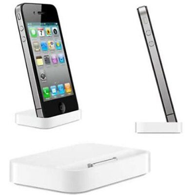 Desktop Sync Charger Dock Docking Station For IPhone 4s, IPhone 4, IPhone 3Gs • 14.99£