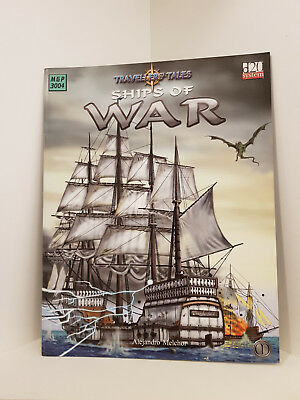 £12.85 • Buy Travellers Tales: Ships Of War, D20 System, RPG