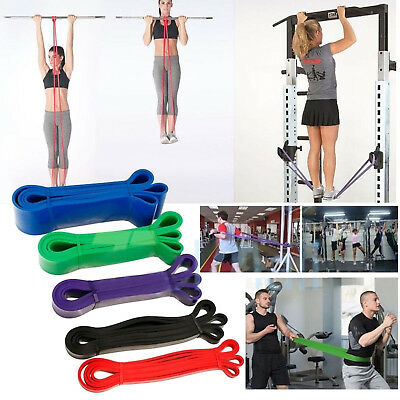 AU35.99 • Buy AU Resistance Bands / Pull-Up Assistance - For Assisted Pull Ups / Power Lifting