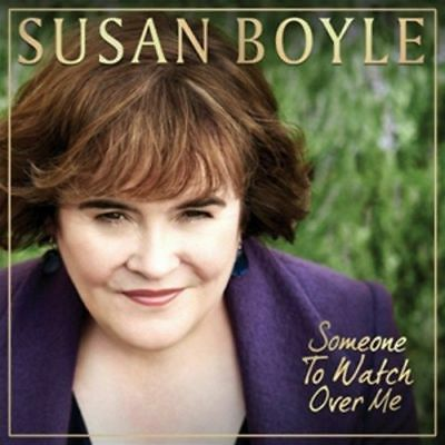 Susan Boyle - Someone To Watch Over Me [New & Sealed] CD • 2.99£