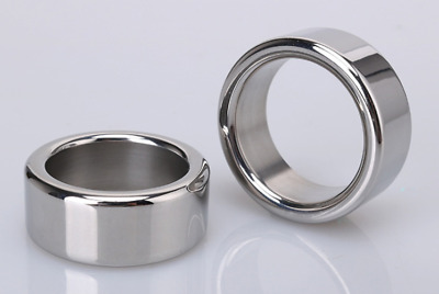 £5.49 • Buy 5mm Thickness Stainless Steel Men's Delay Lock Male Chastity Ring