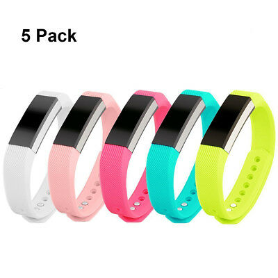 AU17.93 • Buy Fitbit Alta HR, Fitbit Alta Replacement Bands With Metal Clasp - 5 Pack