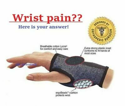 $19.97 • Buy New Imak Computer Glove Ergonomic Wrist Support Prevents Carpal Tunnel Syndrome