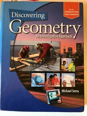 $29.74 • Buy Discovering Geometry: An Investigative Approach : Assessment Resources A