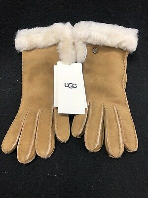 790285c7e Ugg Australia Sheepskin Slim Side Vent Glove Gloves Shearling 1089893 Womens  • 109.99$