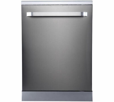 View Details KENWOOD KDW60X16 Full-size Dishwasher - Stainless Steel - Currys • 259.97£