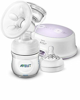 AU219.64 • Buy NEW Philips Avent Single Electric SCF332/21 Breast Pump White FREE SHIPPING
