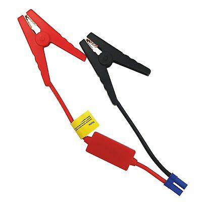 $6.49 • Buy Jumper Cable EC5 Connector Alligator Clamp Booster Battery For Car Jump Starters