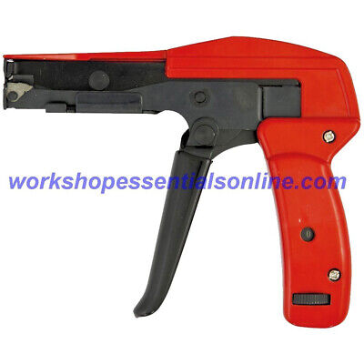 £19.95 • Buy Cable Tie Tensioner Gun & Flush Cutter All Steel Heavy Duty Professional Tool