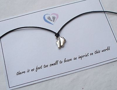 £2.99 • Buy Simple Baby Remembrance Bracelet ~ Miscarriage Stillborn Baby Loss Memorial