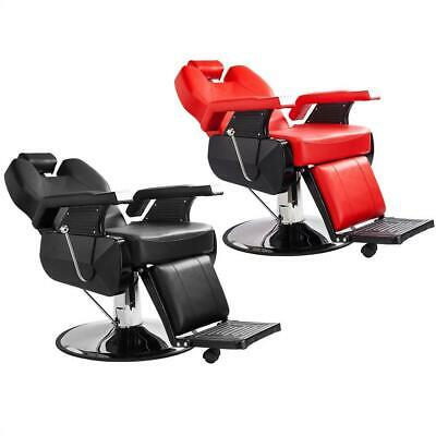 $277.99 • Buy All Purpose Hydraulic Reclining Barber Chair Salon Beauty Spa Styling Station