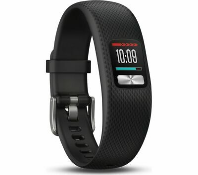 View Details GARMIN Vivofit 4 Fitness Tracker - Black, Small/Medium - Currys • 64.99£