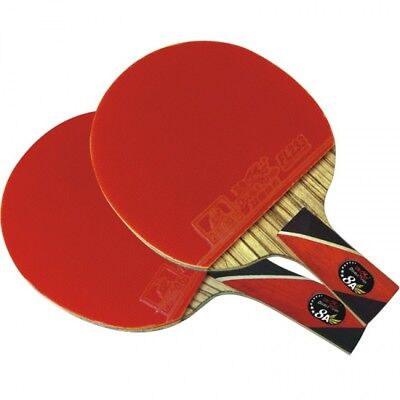 AU65.48 • Buy Double Fish Table Tennis (Ping Pong) Racket For Professional Players / Training