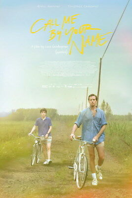 AU9.99 • Buy 007 Call Me By Your Name - Romance 2017 USA Movie 24 X36  Poster