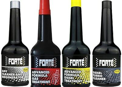 Forte Advanced Formula Diesel Treatment / Turbo Cleaner / Gas Treatment / DPF • 14.75£