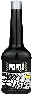 Forte DPF Cleaner And Regenerator 400ml - Diesel Particulate Filter Cleaner • 13.85£