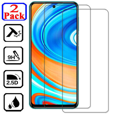 $1.98 • Buy 2X Tempered Glass Screen Protector For XiaoMi Redmi 8 8A 7A 6A Note 8 7 6 5 Pro