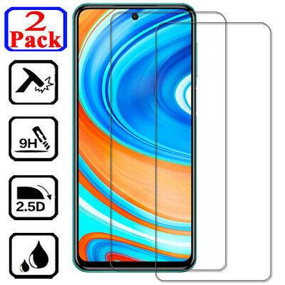 2X Tempered Glass Screen Protector For XiaoMi Redmi 8 8A 7A 6A Note 8 7 6 5 Pro • 1.98$