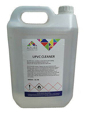 £27.99 • Buy PVC Cleaner Doors Windows Conservatories Cladding Pipework - 5L