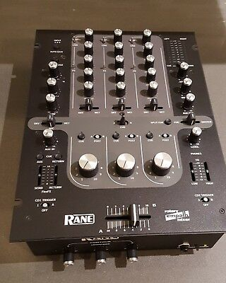 Rane Empath Rotary DJ Mixer! Excellent Condition!!! Never Used!!! • 1,230.14£