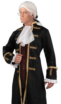 $9.95 • Buy Colonial Jabot & Cuff Set Adult Mens Halloween Costume Accessory