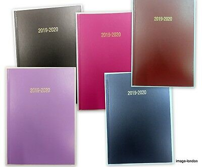 2019 2020 Academic Diary A4/ A5 Page A Day Or Week To View Mid Year Diary • 4.99£