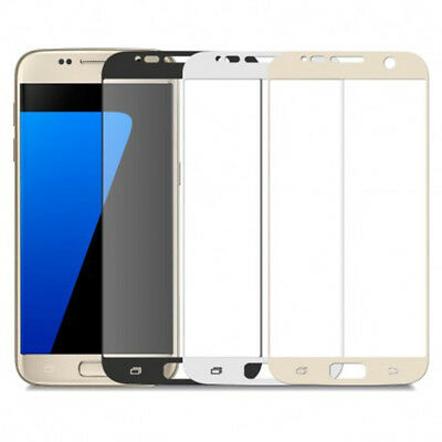 $ CDN6.99 • Buy 3d Curved Full Tempered Glass Screen Protector For Samsung Galaxy S7