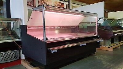 Carmen  3.0 M Serve Over Display Counter Chiller Meat Fish Fridge Deli Counter • 2,250£