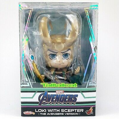 $ CDN31.53 • Buy Marvel Hot Toys Avengers END GAME COSB578 Loki Cosbaby [ In Stock ]