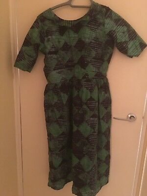African Dress 8/9years • 7£