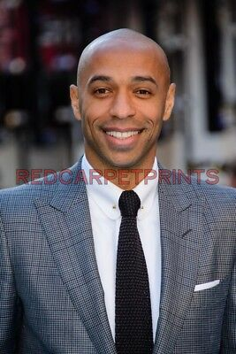 £2.89 • Buy Thierry Henry Poster Picture Photo Print A2 A3 A4 7X5 6X4