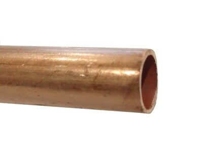 £15.99 • Buy 8mm Copper Pipe / Tube | Various Lengths Available 50mm - 5 Metres (Coiled)