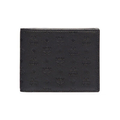 MCM Herren Metal Money Clip Card Case Cognac | SAILERstyle