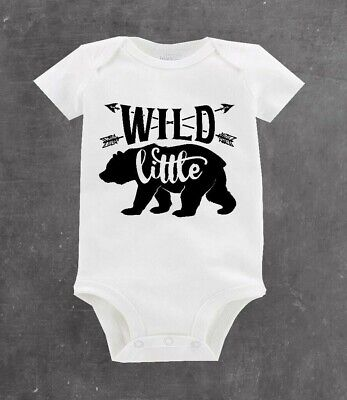 Baby Onesie, Baby Cub, Funny, Baby Clothes, Gerber, Newborn, Cool Baby, Bear • 8.58£