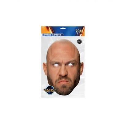 WWE Mask Ryback WRESTLING FAN BOYS PARTY FAVOR BAG Birthday Present Gift Idea • 6.99£