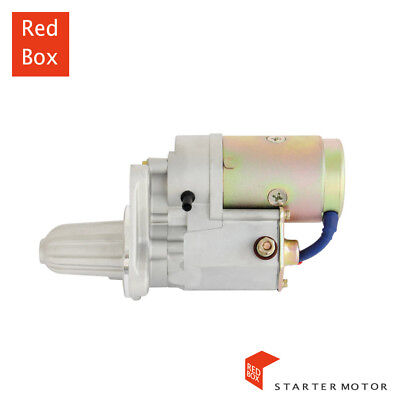 AU151 • Buy Starter Motor Fits For Kia 2700 Pregio CT 3VRS Engine J2 4CYL 2.7L Diesel Manual