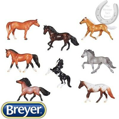 Breyer Stablemates – 2018 Series – 1/32 Scale Model Horse – Collectables • 8£