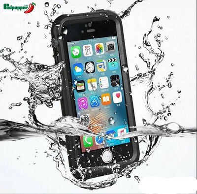 AU24.99 • Buy For Apple IPhone 6 6s  IPhone 7 IPhone 8 8 Plus Red Pepper Water Proof Case