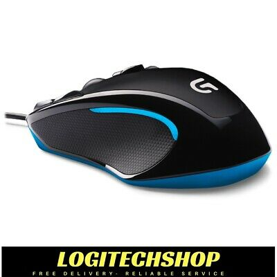 AU49 • Buy  Logitech G300S Optical Gaming Mouse (Free Postage)