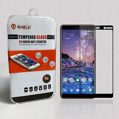 AU21.99 • Buy Ultimate Shield Tempered Glass Screen Protector For Nokia 7 Plus