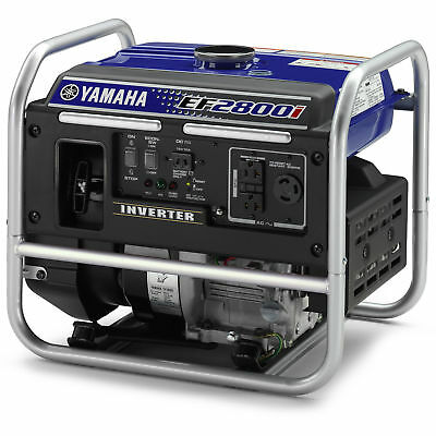 AU2349 • Buy Genuine YAMAHA GENERATOR EF2800i  Inverter OHV 4 Stroke Free Post