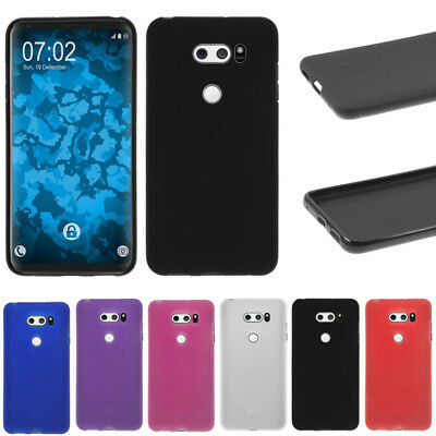 AU3.19 • Buy Soft Matte Frosted Surface Gel TPU Silicone Case Skin Cover For LG V30 /V30 Plus