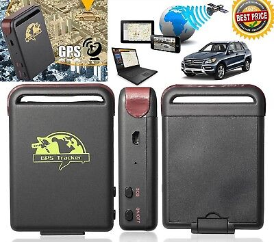 NEW TK102 GPS Tracker Magnetic Car Vehicle Spy Personal Realtime Tracking Device • 22.25£