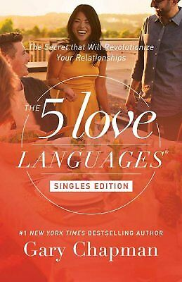AU25.50 • Buy The 5 Love Languages Singles Edition: The Secret That Will Revolutionize Your...