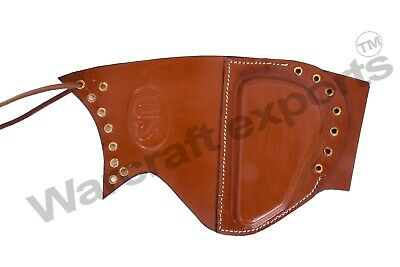 $41.70 • Buy Pack Of 2 WWII U.S. Garand Leather Sniper Rifle Cheek Pad - Reproduction (RIGHT