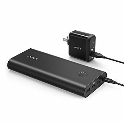 AU154.46 • Buy Anker PowerCore+ 26800 Portable Charger High Capacity 26800mAh QC 3 Wall Charger