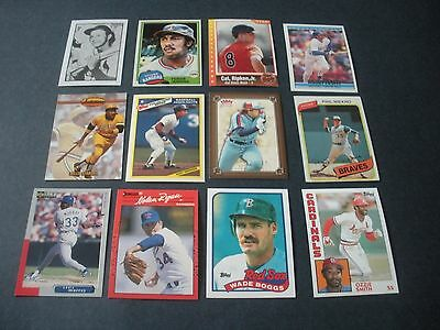 $ CDN1.33 • Buy Baseball Card Lots...All Hall Of Famers - Check It Out!!!
